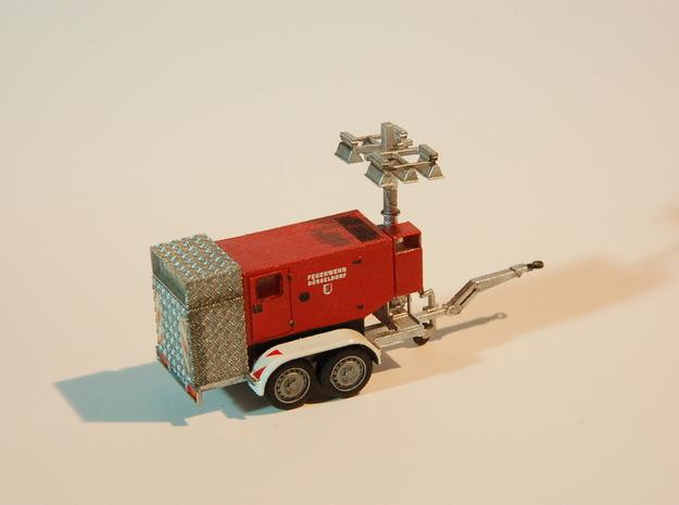 Lima 3 Feuerwehr Düsseldorf 3d printed