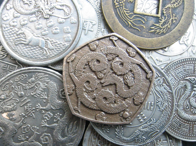 Steel Dragon Coin