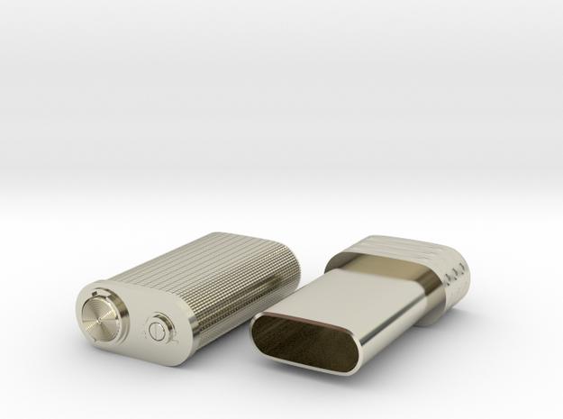 Spy lighter in 14k White Gold