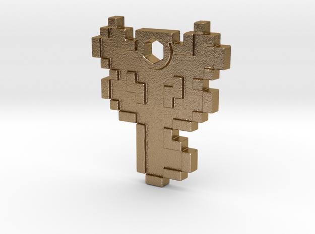Zelda Boss Key Necklace