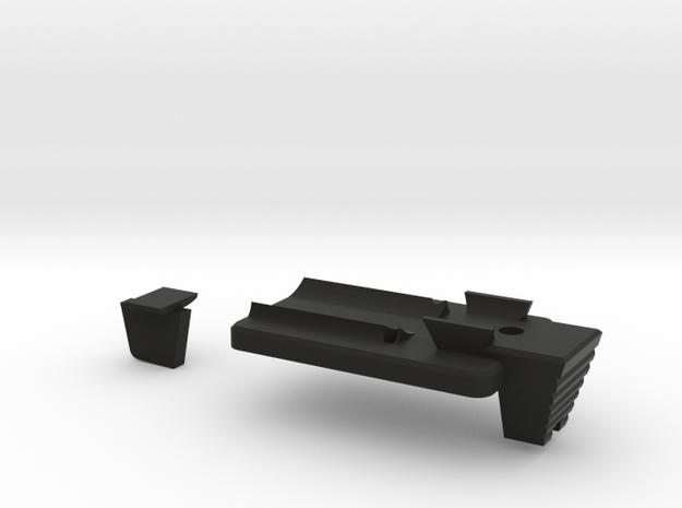 Marui MEU / Night warrior  RMR in Black Natural Versatile Plastic