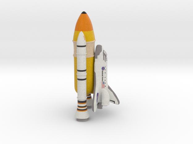 Shuttle in Full Color Sandstone