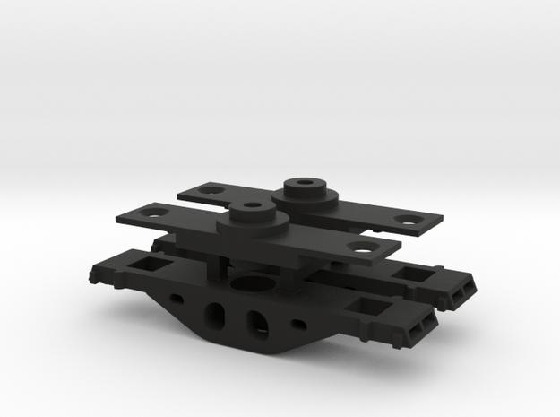 MTH-Atlas P48 Bolster Pair2 - MTH-Atlas P48 Bolste in Black Natural Versatile Plastic