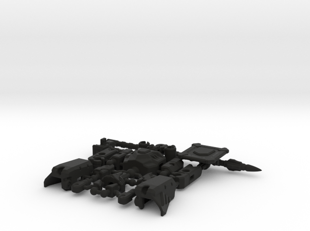 Smashmaster Seismus 3d printed
