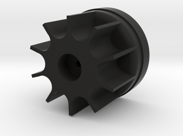 Bruder Delta Loader: Wheel hub