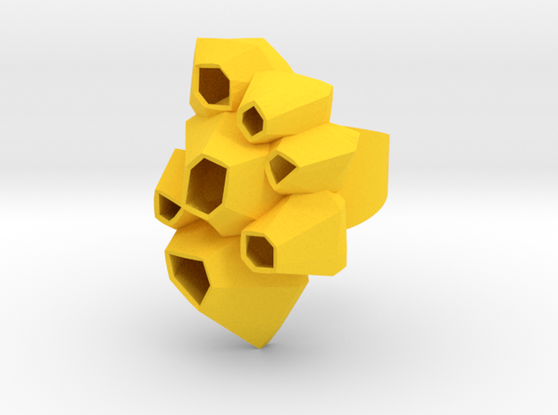 Picoroco Ring - Sz 7 3d printed
