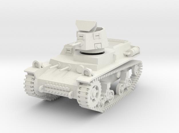 PV58B T14 Light Tank (Open Hatch) (28mm)