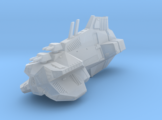 "Taiidan ""Skaal-Tel"" Destroyer 3d printed"