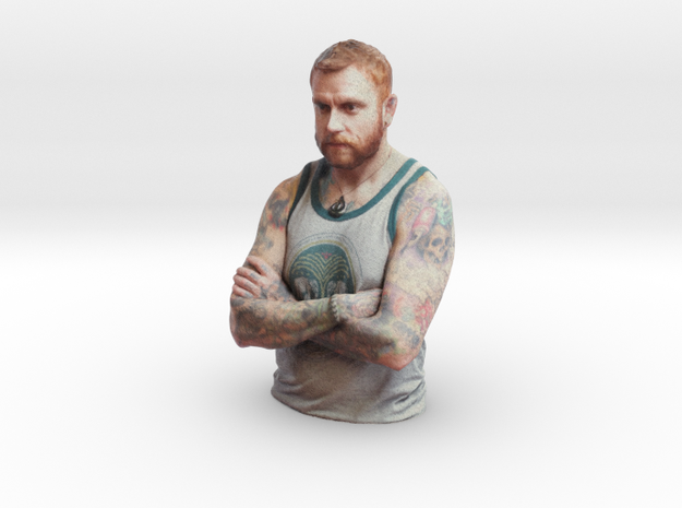 Heroes of Tattoo 150mm series - Brandon Collins US