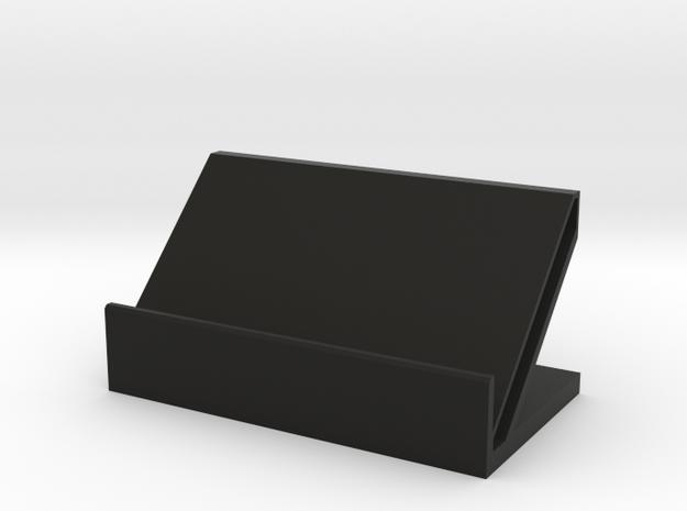 Neexus6v2 in Black Natural Versatile Plastic