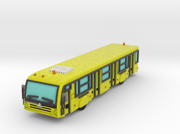 MAZ 171 APRON (AIRPORT) BUS in Full Color Sandstone