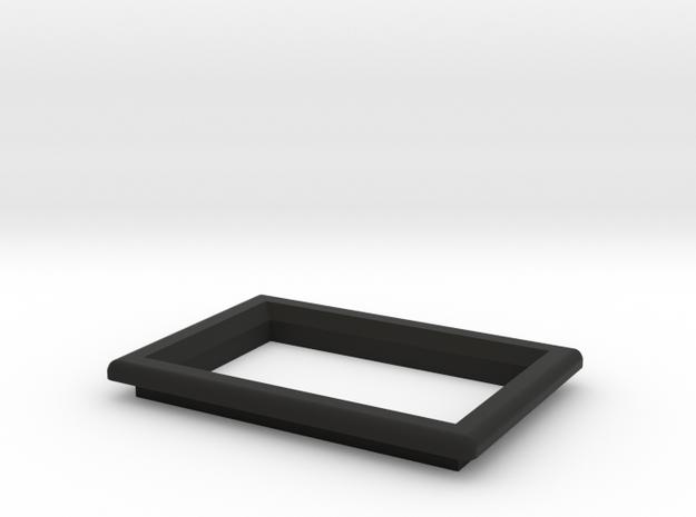 "OLED 0'96"" Beveled Frame  in Black Strong & Flexible"