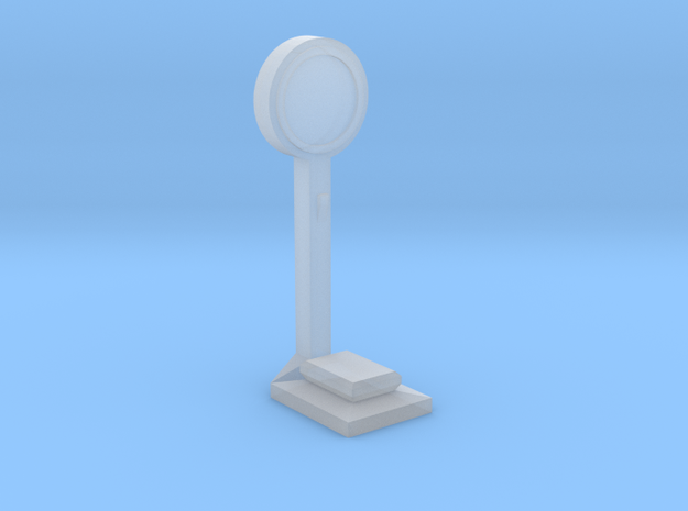 N Scale Penny Scale in Smooth Fine Detail Plastic