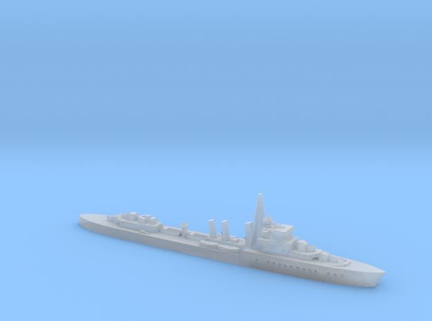 Le Brestois (L'Adriot class) 1/1800 3d printed