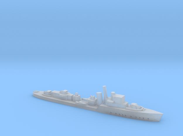 Ledbury (Hunt II class) 1:1800 3d printed