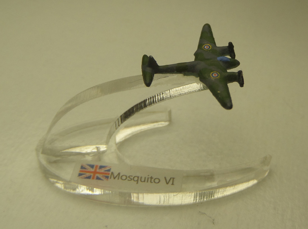 Mosquito FB Mk VI 1:900 in White Natural Versatile Plastic