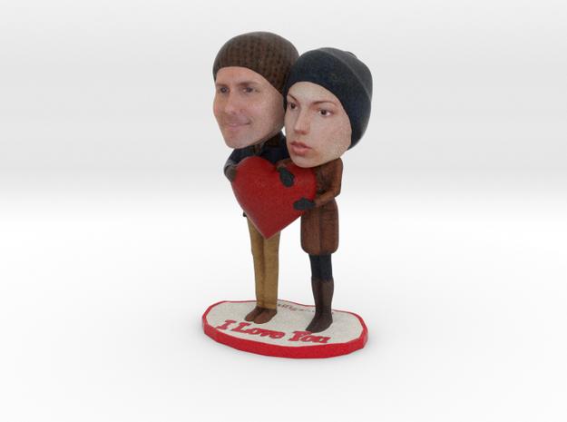 Valentine's Day CUSTOM Figurines - 3d Your Love