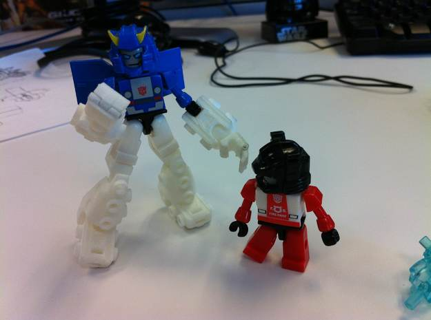 Kreon upgrade - Basic Kit 3d printed easily removable and add to other figures