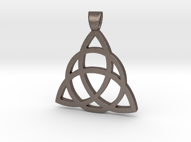 Eternity Amulet-Celtic in Stainless Steel