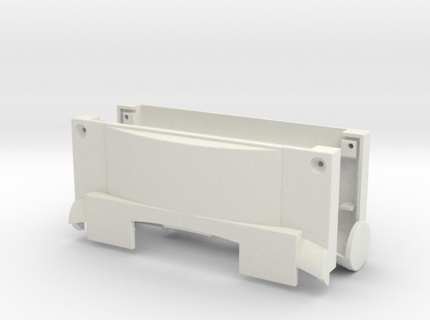 SkunkBox for SkunkBoard Rev 3 (NO JTAG Header) in White Natural Versatile Plastic