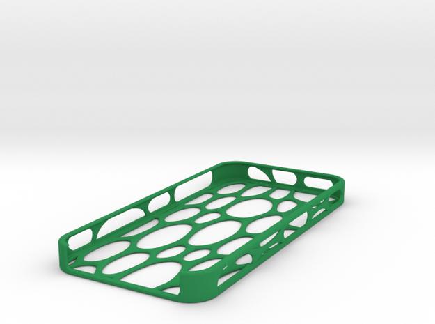 iPhone 5 / 5s Voronoi Case #3 3d printed