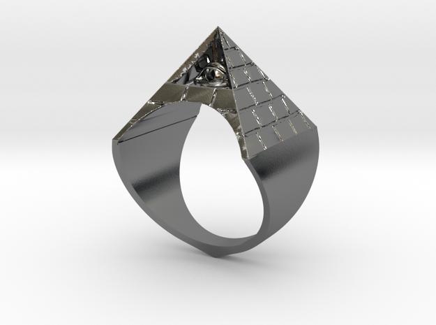 Illuminati Ring