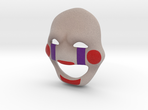 Five Nights At Freddy's Marionette in Full Color Sandstone