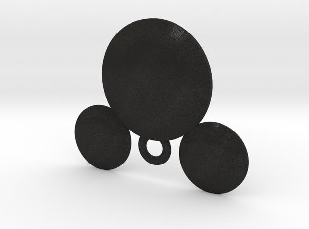 Kingdom Key Keychain 3d printed