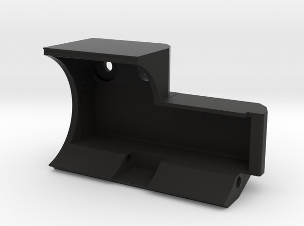 P8079hp Battery Electrical Box in Black Strong & Flexible