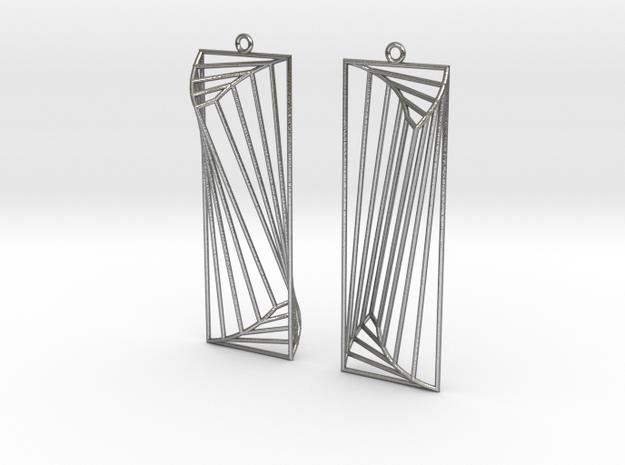 Frames in Raw Silver