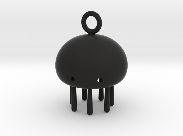 Jelly time! Jellyfish Pendant
