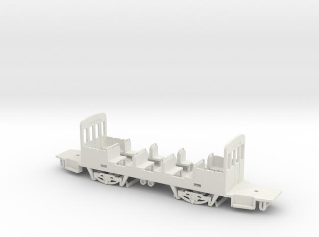 BVG B 40 S UT in White Natural Versatile Plastic
