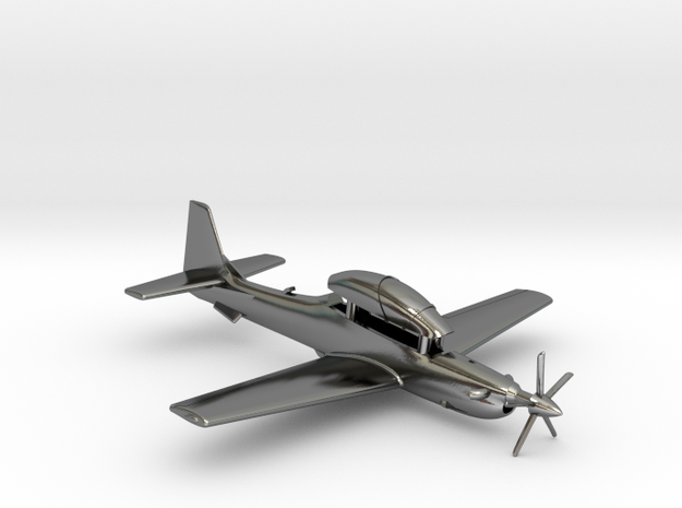 003A Super  Tucano in Flight 1/144 3d printed