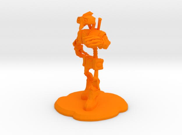 Steampunk Figure 3d printed