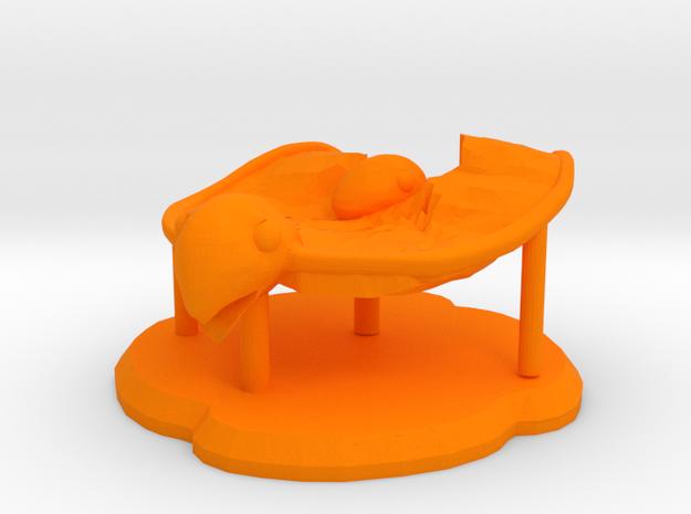 Paradise Figure 3d printed