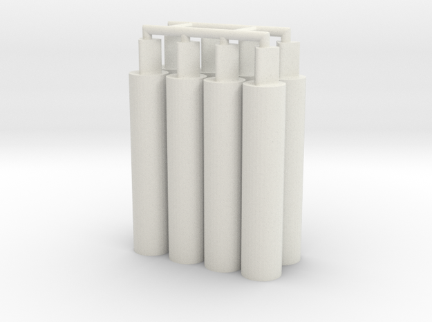 8x Thick Pegs 2.0 3d printed