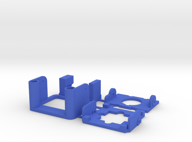 ZMR250 Tilt Kit in Blue Processed Versatile Plastic
