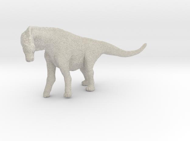 Isisaurus Color 3d printed Sauropod blank diy ©2012 RareBreed