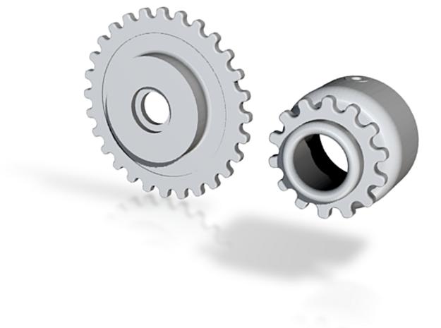 FLIR gears 3d printed