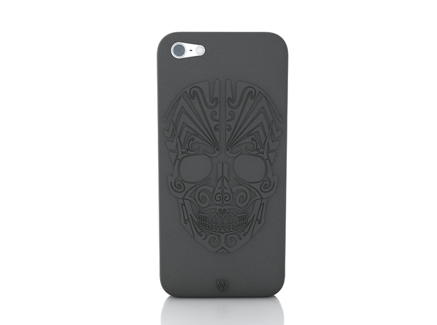iPhone 5 Skull Case 3d printed