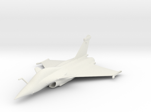 Rafale in White Strong & Flexible