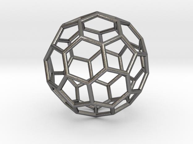 0024 Fullerene c60-ih Bonds/Truncated icosahedron