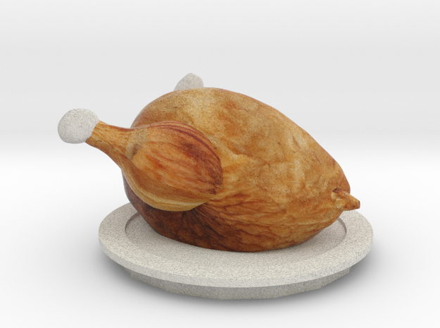 Turkey 3d printed
