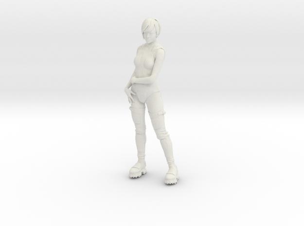 Mariel 3 in White Strong & Flexible