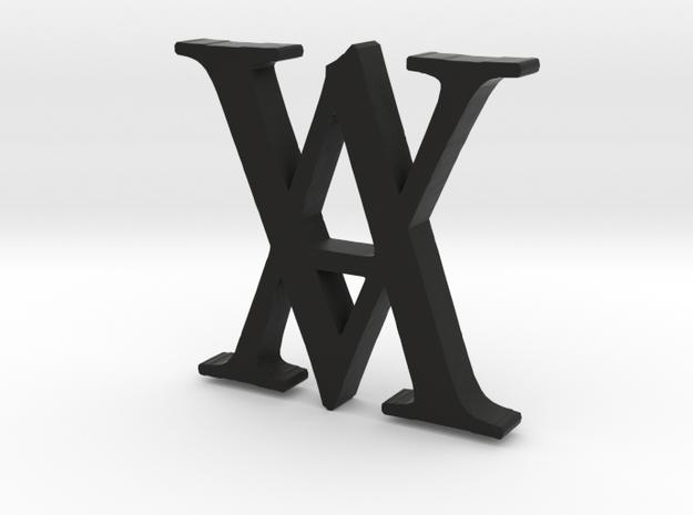 Vein Logo in Black Strong & Flexible