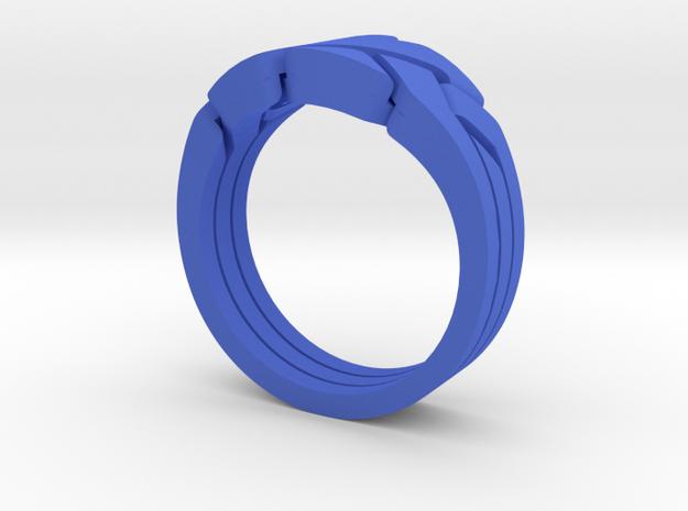 Threesome Ring