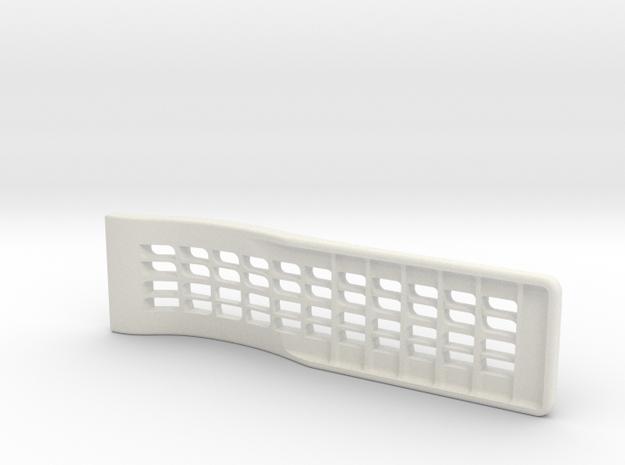 Arri standard bridgeplate handheld support 3d printed