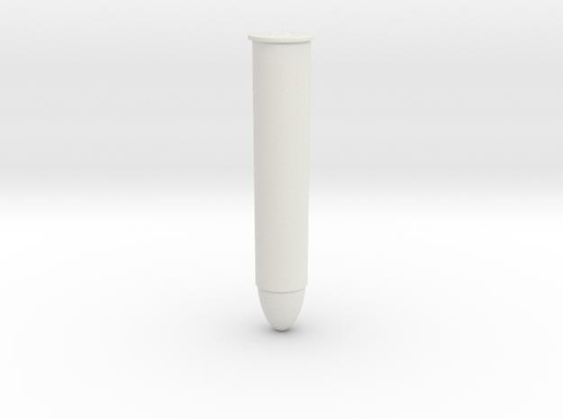 700 Nitro Express Life Size Replica in White Strong & Flexible