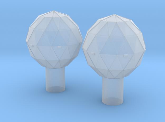 1/10000 Star Destroyer Deflector Domes