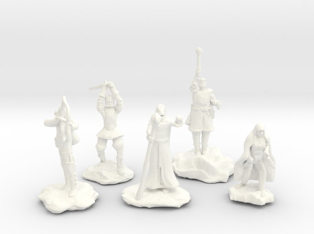 Sorcerer, Bard, Cleric, Paladin, and Rogue